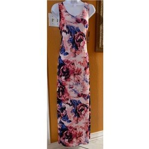 Apt 9 Maxi Floral Dress